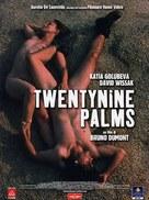 Twentynine Palms - Italian Movie Poster (xs thumbnail)