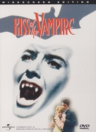 The Kiss of the Vampire - Movie Cover (xs thumbnail)