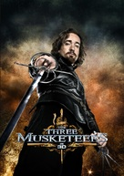 The Three Musketeers - poster (xs thumbnail)