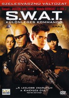 S.W.A.T. - Hungarian DVD movie cover (xs thumbnail)