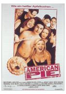 American Pie - German Movie Poster (xs thumbnail)