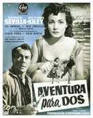 Spanish Affair - Spanish Movie Poster (xs thumbnail)
