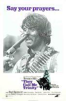 Lo chiamavano Trinità - Movie Poster (xs thumbnail)