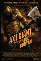 Axe Giant: The Wrath of Paul Bunyan - Movie Poster (xs thumbnail)