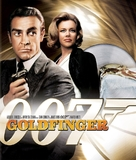 Goldfinger - Blu-Ray movie cover (xs thumbnail)