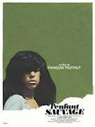 L'enfant sauvage - French Movie Poster (xs thumbnail)