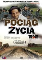 Train de vie - Polish Movie Poster (xs thumbnail)