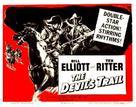 The Devil's Trail - Movie Poster (xs thumbnail)