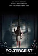 Poltergeist - Spanish Movie Poster (xs thumbnail)