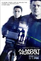 """Almost Human"" - Movie Poster (xs thumbnail)"