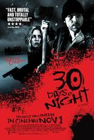 30 Days of Night - British Movie Poster (xs thumbnail)