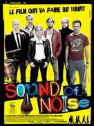 Sound of Noise - French Movie Poster (xs thumbnail)