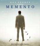 Memento - Blu-Ray cover (xs thumbnail)