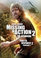 Missing in Action 2: The Beginning - Canadian DVD cover (xs thumbnail)