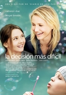 My Sister's Keeper - Argentinian Movie Poster (xs thumbnail)