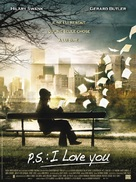 P.S. I Love You - French Movie Poster (xs thumbnail)