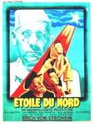 The North Star - French Movie Poster (xs thumbnail)