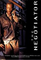The Negotiator - DVD movie cover (xs thumbnail)