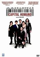 Il capitale umano - Italian DVD cover (xs thumbnail)