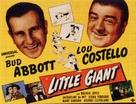Little Giant - British poster (xs thumbnail)