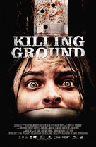 Killing Ground - Lebanese Movie Poster (xs thumbnail)