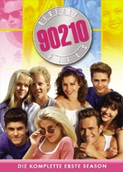 """Beverly Hills, 90210"" - German DVD cover (xs thumbnail)"