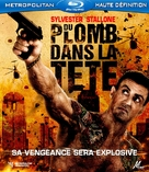 Bullet to the Head - French Blu-Ray movie cover (xs thumbnail)