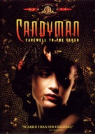 Candyman: Farewell to the Flesh - DVD movie cover (xs thumbnail)