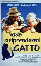Vado a riprendermi il gatto - Italian Movie Poster (xs thumbnail)