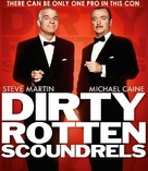 Dirty Rotten Scoundrels - Blu-Ray movie cover (xs thumbnail)