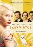 Easy Virtue - Danish DVD cover (xs thumbnail)