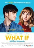 What If - Thai Movie Poster (xs thumbnail)