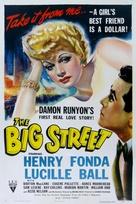 The Big Street - Movie Poster (xs thumbnail)