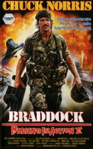 Braddock: Missing in Action III - German Movie Cover (xs thumbnail)