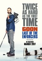 Goon: Last of the Enforcers - Canadian Movie Poster (xs thumbnail)