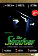 The Shadow - Polish DVD movie cover (xs thumbnail)
