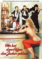 Grand Hotel Excelsior - German Movie Poster (xs thumbnail)