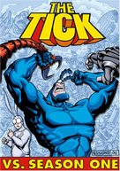 """""""The Tick"""" - DVD movie cover (xs thumbnail)"""