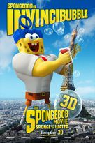 The SpongeBob Movie: Sponge Out of Water - British Movie Poster (xs thumbnail)