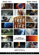 The Tree of Life - DVD movie cover (xs thumbnail)
