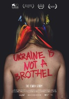 Ukraine Is Not a Brothel - Australian Movie Poster (xs thumbnail)