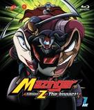 """Shin Majingâ shôgeki! Z hen on television"" - Italian Blu-Ray cover (xs thumbnail)"