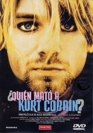 Kurt & Courtney - Spanish poster (xs thumbnail)
