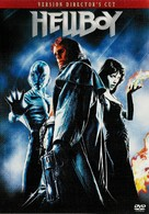 Hellboy - French DVD movie cover (xs thumbnail)