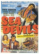Sea Devils - British Movie Poster (xs thumbnail)