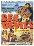 Sea Devils - British Movie Poster (xs thumbnail)