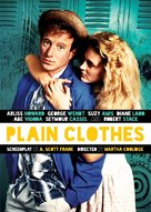Plain Clothes - DVD cover (xs thumbnail)