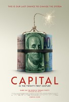 Capital in the Twenty-First Century - International Movie Poster (xs thumbnail)
