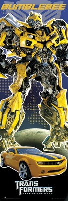 Transformers: Dark of the Moon - Movie Poster (xs thumbnail)