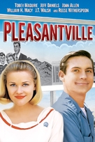 Pleasantville - DVD movie cover (xs thumbnail)